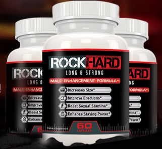 Rock Hard Long and Strong Review - Does It Work? - Organic