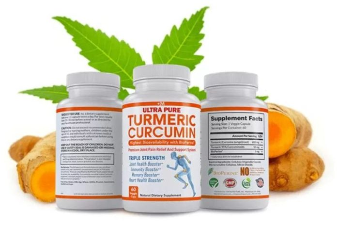 Om Ultra Pure Turmeric Curcumin Review Best Turmeric